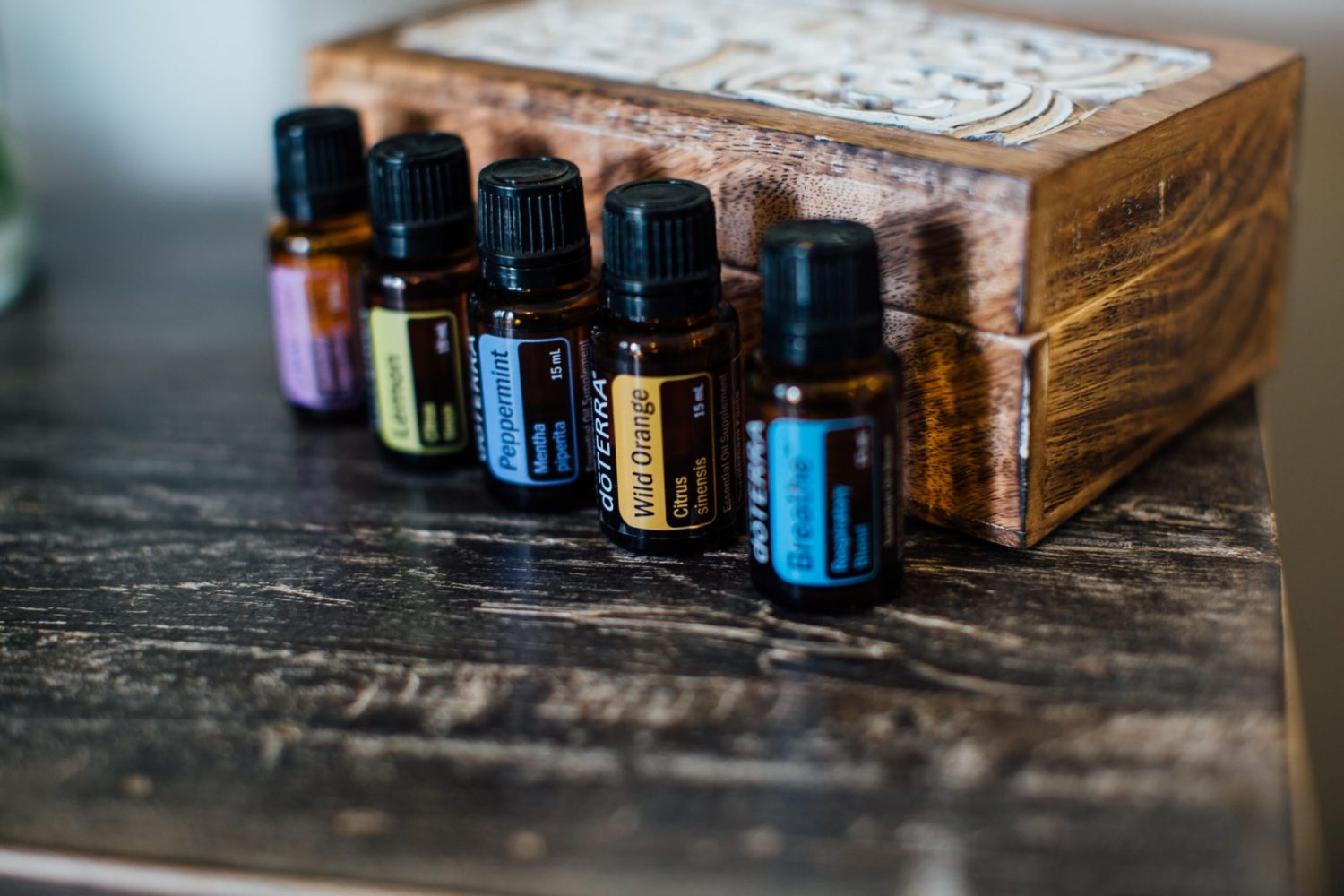DoTerra Essential Oils at Just BE Holistic Wellness| Lewes, DE