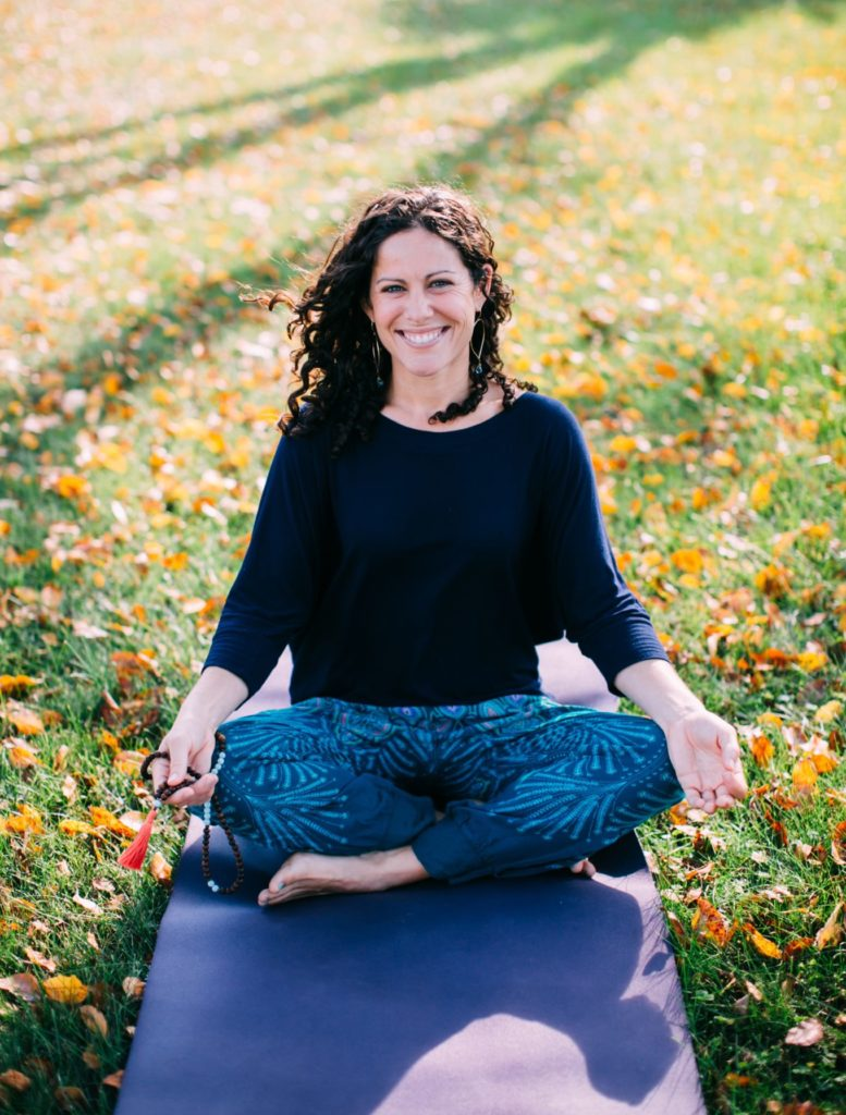 Erin Shivone, owner of Just Be Holistic Wellness